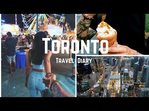 Summer in Toronto | Travel Diary