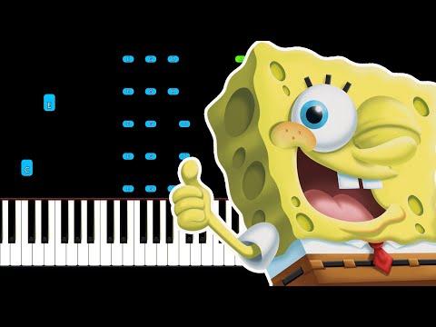 Tainy, J Balvin – Agua Theme From Sponge On The Run Piano Tutorial