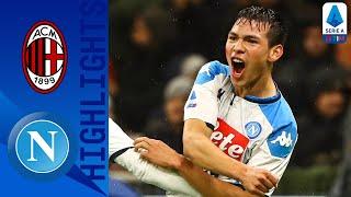 Milan 1-1 Napoli | Bonaventura risponde a Lozano! A San Siro vince l'equilibrio | Serie A