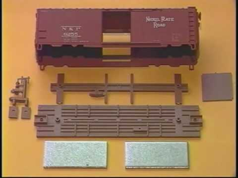 Building a Model Railroad Series #7–Rolling Stock