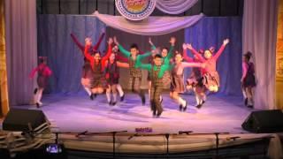 725 коллектив эстрадно джазового танца Конфетти г  Нижневартовск, Большая перемена
