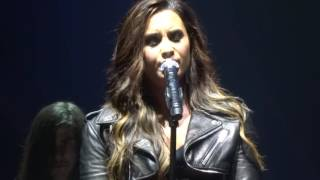 Demi Lovato - Fix A Heart/Nightingale/Warrior Live - 9/17/16 - The Forum - Inglewood, CA - [HD]