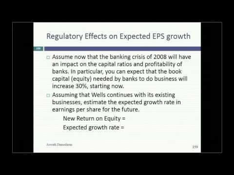 Session 9: Fundamental Growth