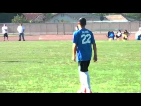 Anthony Villanueva Highlights May 11, 2013 Frisbie Middle School Boys Soccer