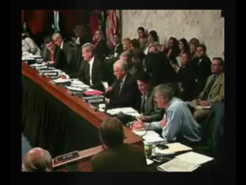 Senators Get Into Fight During Hearings
