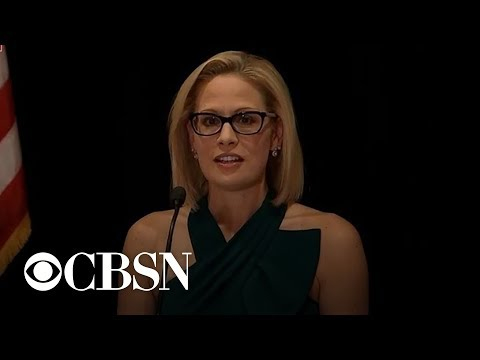 Kyrsten Sinema wins Arizona Senate race