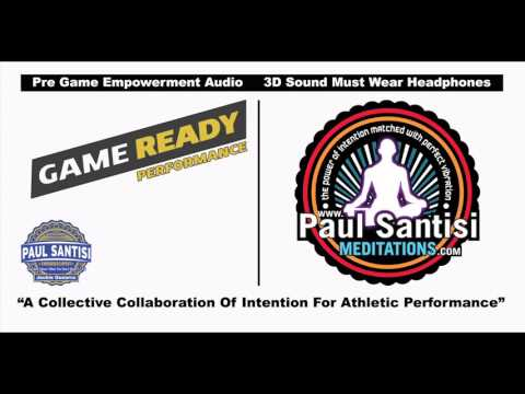 Pump up, MOTIVATIONALAthletic Performance Meditation 3D Sound Jackie Guerra Paul Santisi