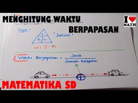 menghitung-waktu-berpapasan---matematika-sd-(pembahasan-soal-un)