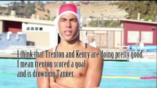 Regular People Try  WATERPOLO