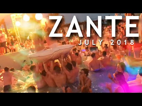 ZANTE 2018 | Best Week Of My Life