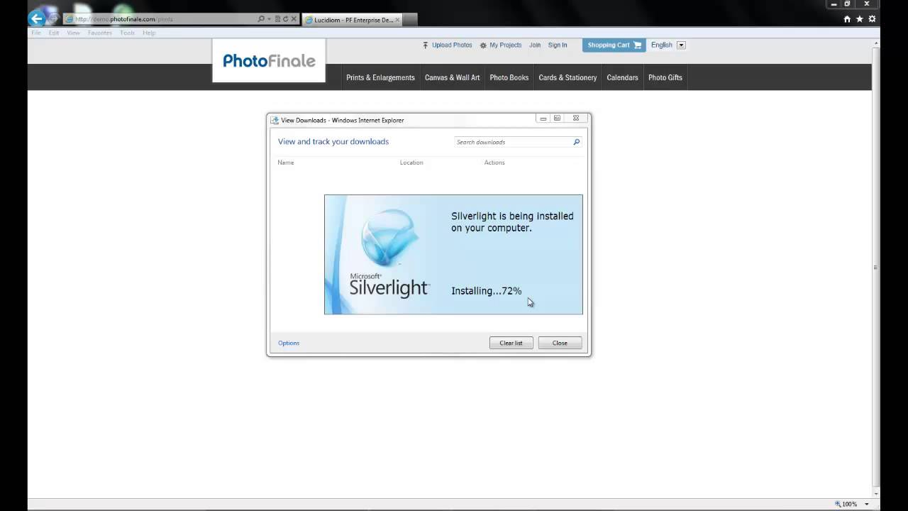 How to Install Microsoft Silverlight in Internet Explorer ...