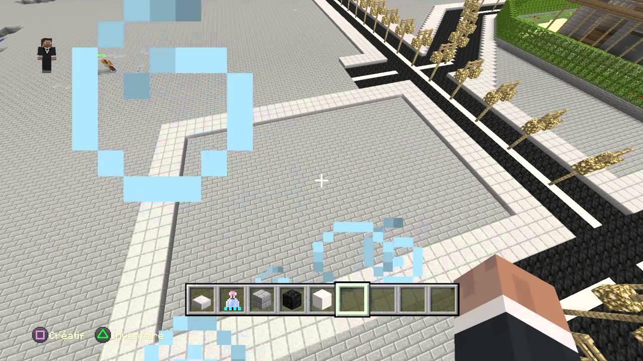 Minecraft serveur ville moderne ps4 premier citoyen youtube - Ville moderne minecraft ...
