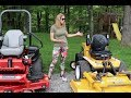 #443 Commercial Mower For Your Property? Toro and Walker First Look