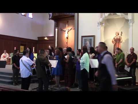 Liz Morales Memorial Mass at St. John Vianney Church