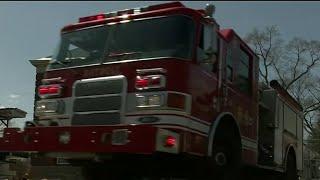 New Detroit Fire Department truck won