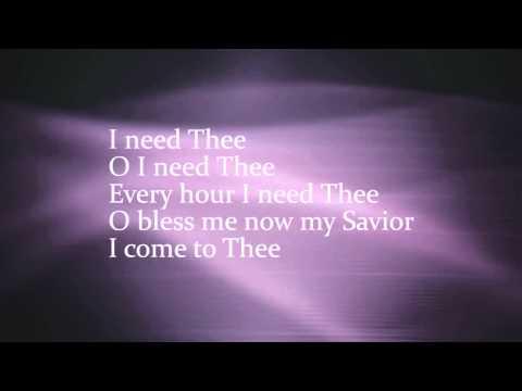 I Need Thee - Jadon Lavik