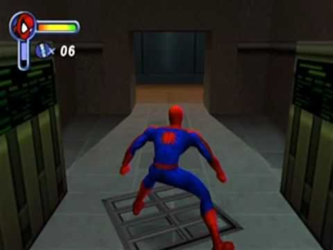 Spider Man Game Sample   Dreamcast   YouTube Spider Man Game Sample   Dreamcast