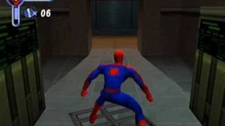 Spider-Man Game Sample - Dreamcast