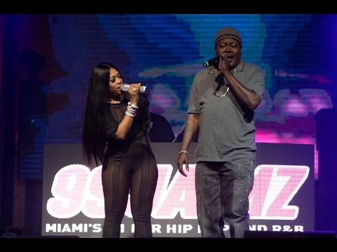 Trina discusses how she first started working with Trick