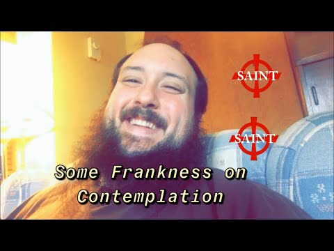 The Contemplative Touch (P.S. Happy Feast Day!)!