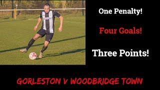 Gorleston vs Woodbridge Town (0-4)   Thurlow Nunn Premier League Highlights