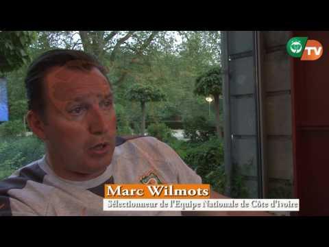 Les premiers pas de Marc Wilmots (Match amical Hollande - CIV du 4 juin 2017)