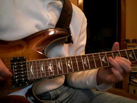 Show Me The Way by Peter Frampton Solo 1