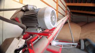 CanAGRO Grain Store and Trailer Augers