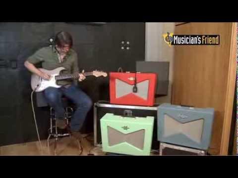 Fender Vaporizer Tube Guitar Amps