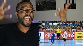 Crazy Handball! REACTION