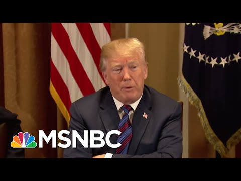 Bloomberg: Rod Rosenstein Tells Trump He's Not A Target For Robert Mueller | Hardball | MSNBC