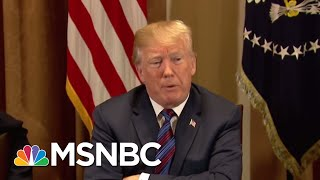 Bloomberg: Rod Rosenstein Tells Donald Trump He's Not A Target For Robert Mueller | Hardball | MSNBC