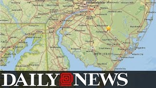 Earthquake-like Sonic Booms Hit New Jersey, Other Parts of East Coast