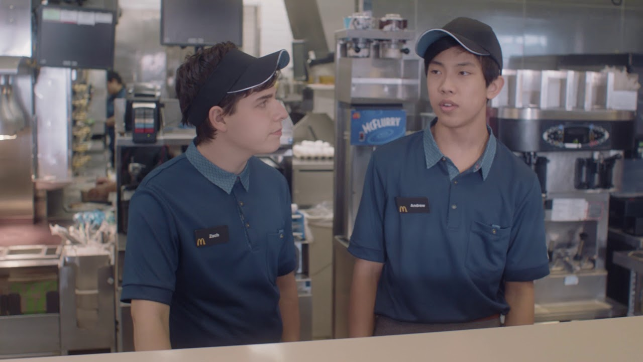 McDonald's Canada | Friends Wanted