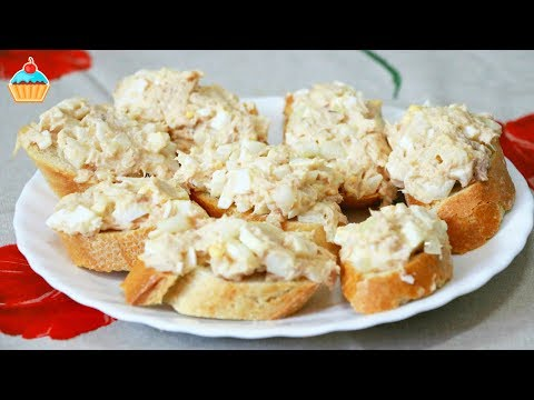 Тосты с брокколи и сыром