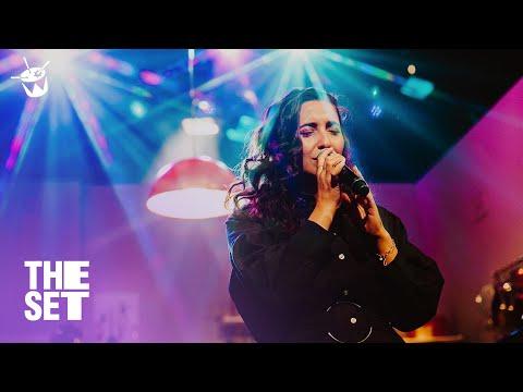 Wafia – 'I'm Good' (live on The Set)