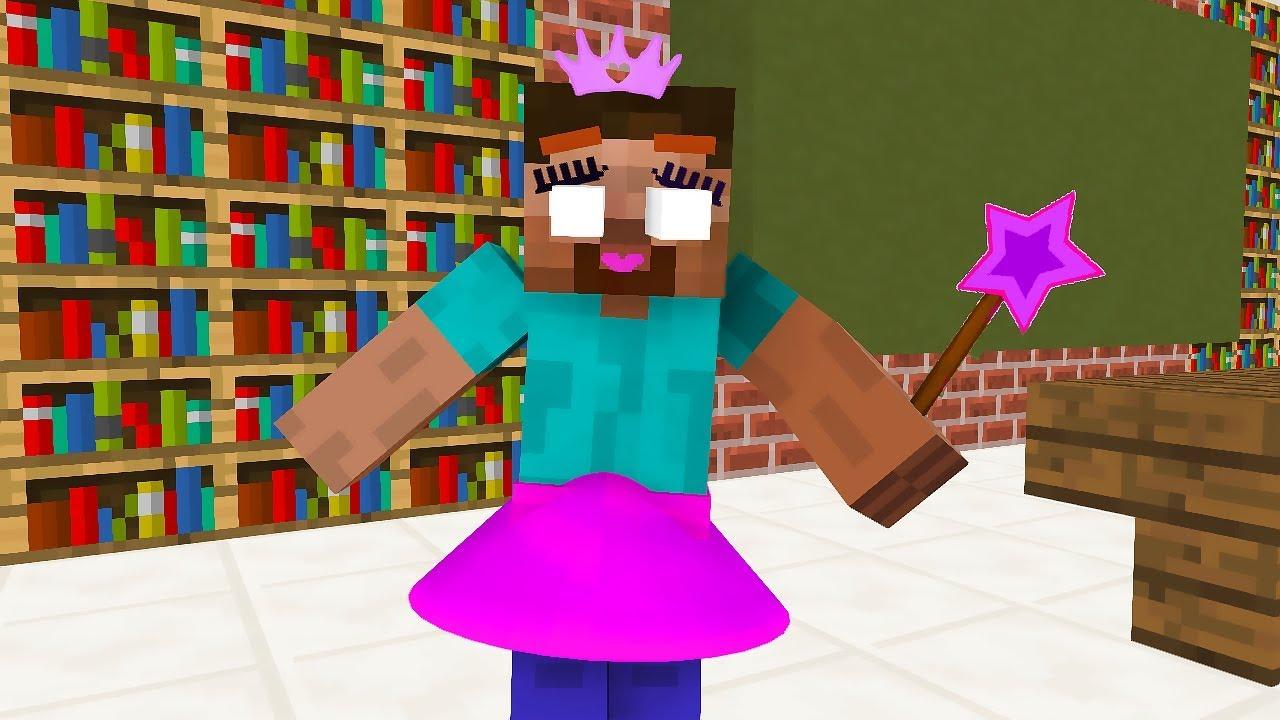 Monster School : Photo  – Minecraft Animation
