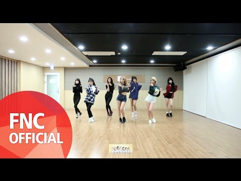 AOA - Excuse Me 안무영상(Dance Practice) Full Ver.