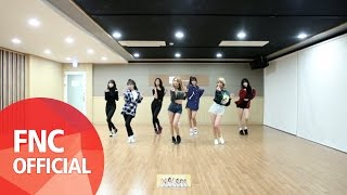 Repeat youtube video AOA - Excuse Me 안무영상(Dance Practice) Full Ver.