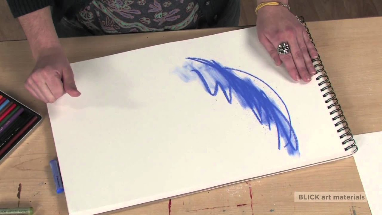 Blick Studio Drawing Pads - YouTube