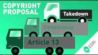 STOP EU ARTICLE 13 INTERNET COPYRIGHT CENSORSHIP - 21st June Vote - Censorship Update #3