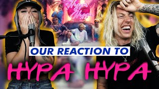 Wyatt and Lindsay React: Hypa Hypa by Eskimo Callboy YouTube Videos