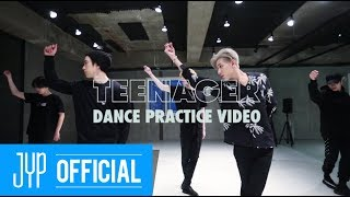Got7 Quot Teenager Quot Dance Practice