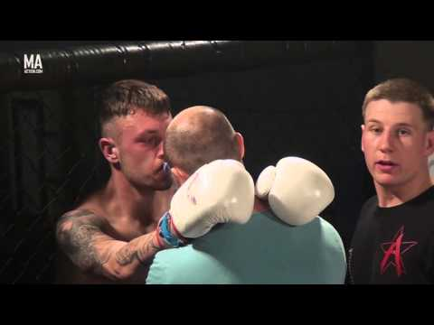 IMPACT FIGHT UK 7 - Osvaldas Jovaisass vs Harry Newman