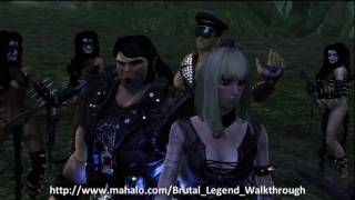 Brutal Legend Walkthrough - Mission 16: A Number of the Beasts