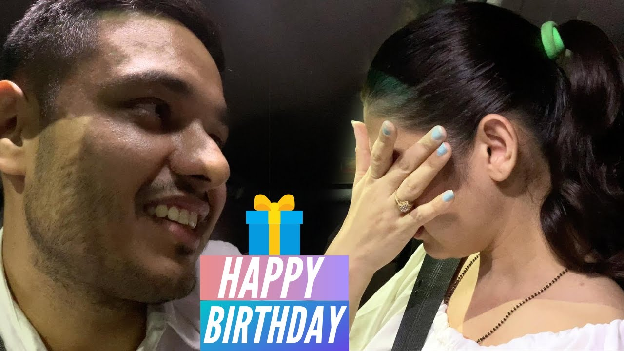 Surprise Birthday Gift made her Cry... | Prateek Rathee