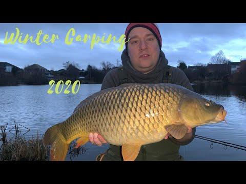 *** Carp Fishing *** January 2020