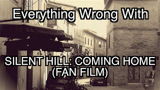 Episode #47: everything wrong with silent hill: coming home (fan film)