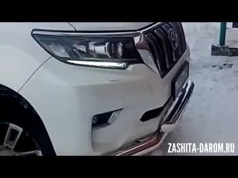 Обвесы на TOYOTA LAND CRUISER PRADO 150