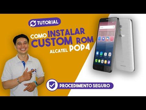 Alcatel Pop 4S Custom ROM Videos - Waoweo